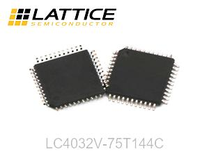 LC4032V-75T144C
