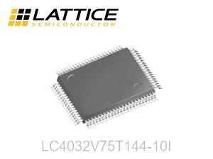 LC4032V75T144-10I